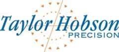 Taylor Hobson Precision Logo